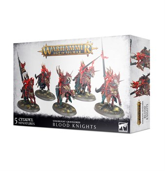 Blood Knights Age of Sigmar