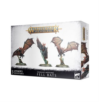 Soulblight Gravelords: Fell Bats Age of Sigmar