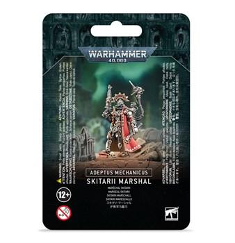 Adeptus Mechanicus: Skitarii Marshall Warhammer 40000