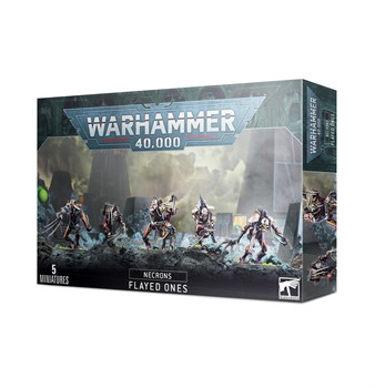 Necrons: Flayed Ones Warhammer 40000