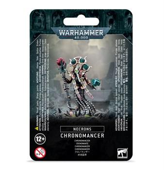 Necrons Chronomancer Warhammer 40000