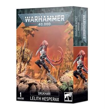 Drukhari Lelith Hesperax Warhammer 40000