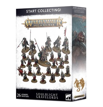 Start Collecting! Soulblight Gravelords Age of Sigmar