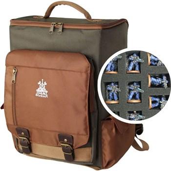 Рюкзак Ork's Workshop Bag-R Mark V (Army Transport) Green-Brown / Зелёно-коричневый