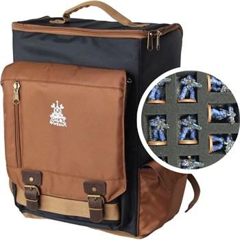 Рюкзак Ork's Workshop Bag-R Mark V (Army Transport) Blue-Brown / Сине-коричневый