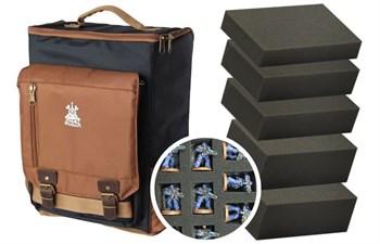 "Комплект OWB-R Mark V ""Варгеймер Техник"" Blue-Brown / Сине-коричневый"