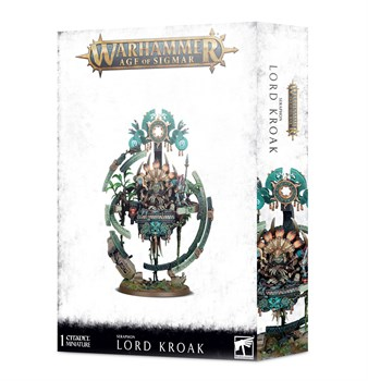 Seraphon: Lord Kroak Age of Sigmar