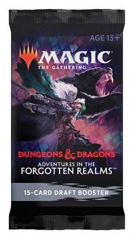 Драфт бустер Adventures in the Forgotten Realms (анг.)