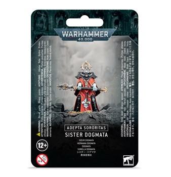 Sister Dogmata Warhammer 40000