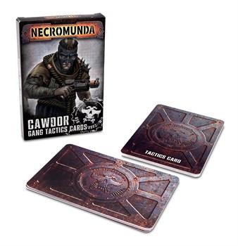 Cawdor Gang Tactics Cards Warhammer 40000