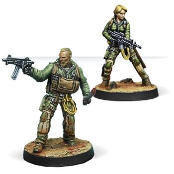 6th Airborne Ranger Reg.