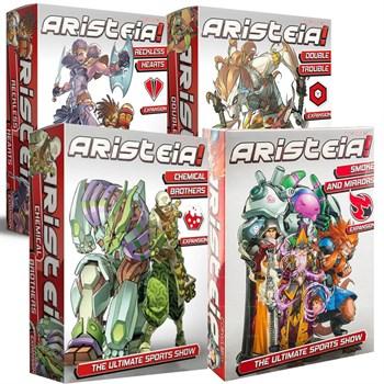 Aristea! 4xExpansion Bundle №2
