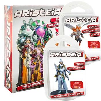 Aristea! Smoke and Mirrors + Skins Bundle
