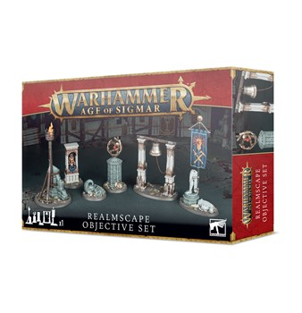 Realmscape Objective Set Age of Sigmar