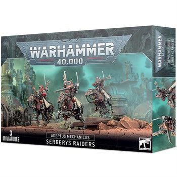 Serberys Raiders Warhammer 40000