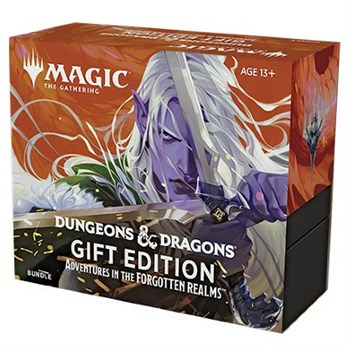 MTG Adventures in the Forgotten Realms Bundle Gift Edition