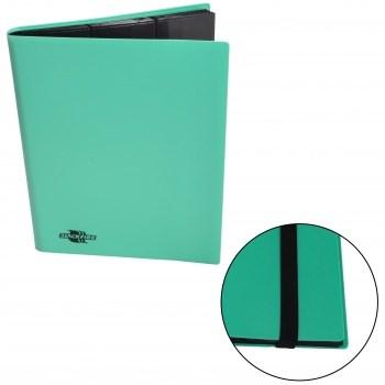 Альбом Blackfire c 20 встроенными листами 3х3 - Flexible Light Green