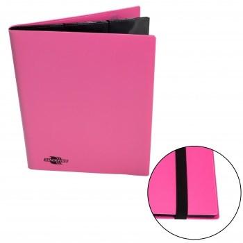 Альбом Blackfire c 20 встроенными листами 3х3 - Flexible Pink