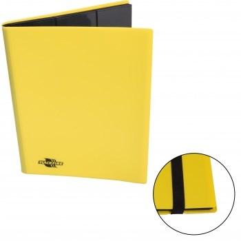 Альбом Blackfire c 20 встроенными листами 3х3 - Flexible Yellow