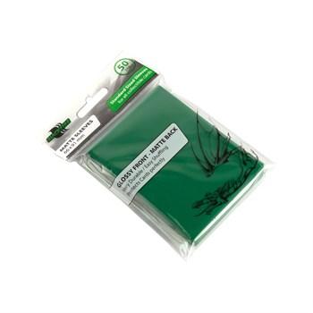 Протекторы Blackfire для ККИ - Зеленые (50 шт.)
