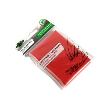 Протекторы Blackfire для ККИ - Красные (50 шт.)