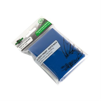 Протекторы Blackfire для ККИ - Синие (50 шт.)
