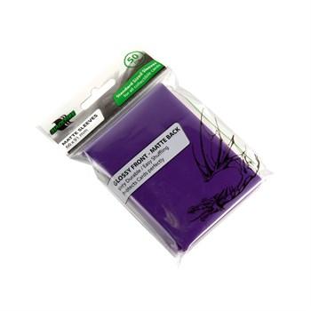 Протекторы Blackfire для ККИ - Фиолетовые (50 шт.)