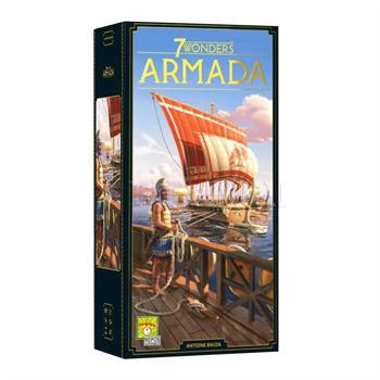 "Настольная игра ""7 чудес: Армада (Wonder Armada)"""