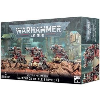 Kataphron Battle Servitors Warhammer 40000