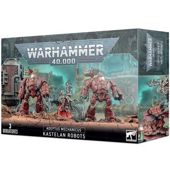 Kastelan Robots Warhammer 40000