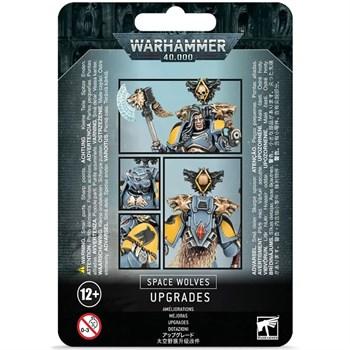 Space Wolves Upgrades Warhammer 40000