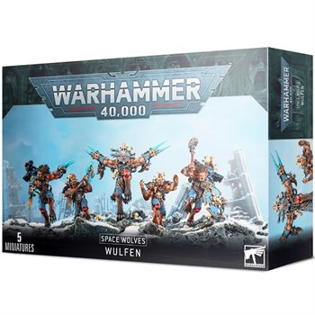 Wulfen Warhammer 40000
