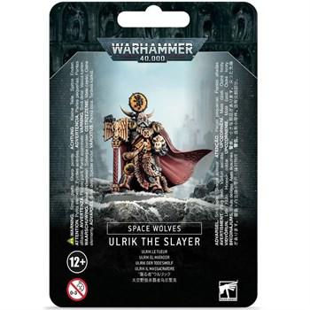 Ulrik The Slayer Warhammer 40000