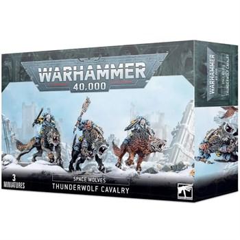 Thunderwolf Cavalry Warhammer 40000