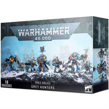 Space Wolves Grey Hunters Warhammer 40000