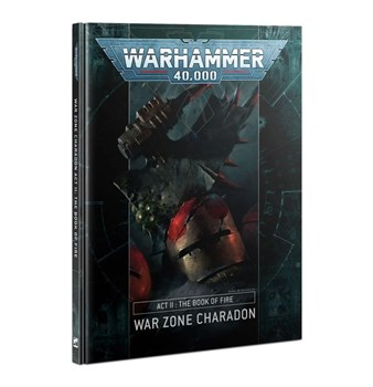 Charadon: Act II: Book of fire (eng) Age of Sigmar