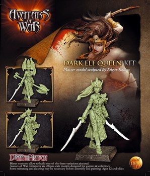 Dark Elf Queen Kit BLI