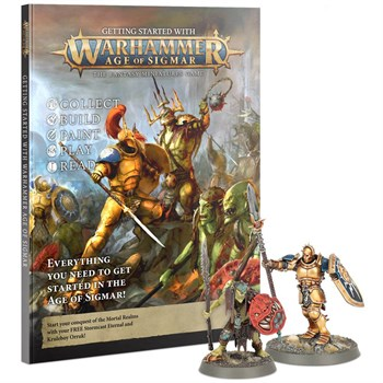 Getting Started With Age Of Sigmar (eng) Age of Sigmar