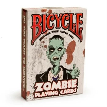 """Карты """"Bicycle Zombie"""""""