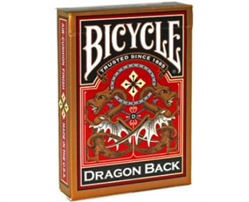 "Карты ""Bicycle Gold Dragon"""