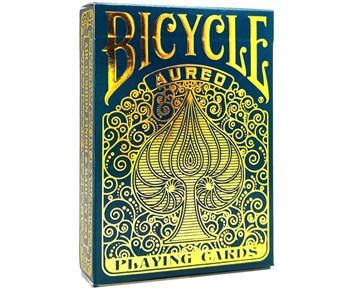 """Карты """"Bicycle Aureo"""""""