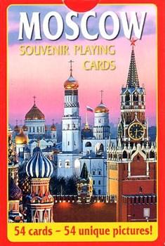 игральные карты Москва