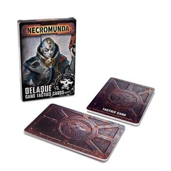 Delaque Gang Tactics Cards Warhammer 40000