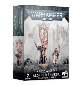 Aestred Thurga Relinquant At Arms Warhammer 40000