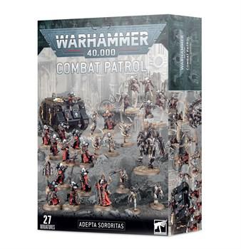 Combat Patrol: Adepta Sororitas Warhammer 40000