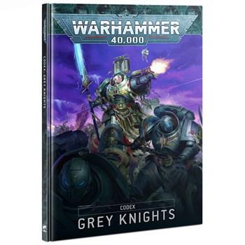 Codex: Grey Knights (HB) (English) Warhammer 40000