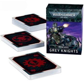 Datacards: Grey Knights (English) Warhammer 40000