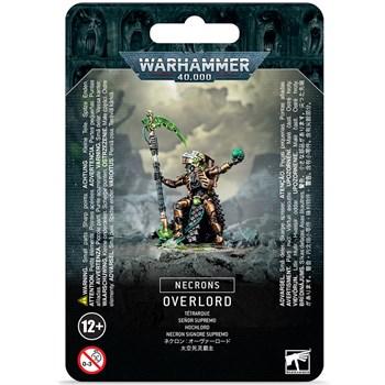 Overlord Warhammer 40000