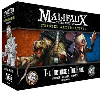 Tortoise and Hare Atl Box Malifaux