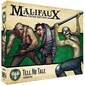 Tell No Tales Malifaux